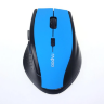 Wireless Mouse - Malloom Blue. Мышь компьютерная. 3200DPI, 2.4ГГц