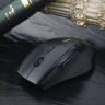 Wireless Mouse - Malloom Black. Мышь компьютерная. 3200DPI, 2.4ГГц